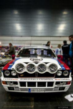 Lancia HF Delta