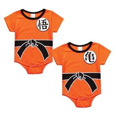 0f479a531cca Dragon Ball Baby Jumpsuit Newborn Boys Clothes SUN GOKU Toddler Bebes  Jumpsuit Halloween Costumes Baby Boy