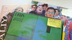 Online veilinghuis Catawiki: Kelis / Neneh Cherry / Aaliyah - 3 great albums (4LP's) on limited, coloured, numbered 180 gram audiophile vinyl