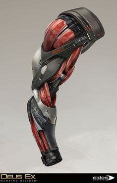 Power suit etc / Cyborg-only weapon Other existence / ArtStation – Deus Ex Mankind Divided – Marchenko Secret Arm and Hyperion gun, Bruno Gauthier Leblanc Biomech Tattoo, Biomechanical Tattoo, Robot Concept Art, Armor Concept, Weapon Concept Art, Deus Ex Mankind Divided, Arte Robot, Futuristic Armour, Cyberpunk Character