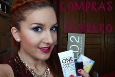 Haul: compras maquillaje y belleza febrero 2014   Mkash2.0