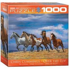 Eurographics Over the Top by Chris Cummings (Small Box) Jigsaw Puzzle