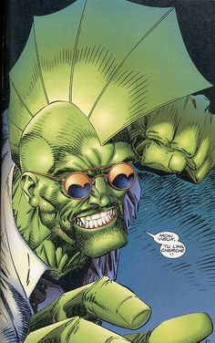 Mon super-héros préféré des années 90 et 2000 : Savage Dragon par Erik Larsen.