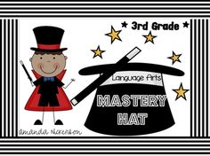 Looking for a fun way to review for tests?  Grab a top hat, and get to it with this 60 page FREEBIE file!  :)  I'd LOVE to hear what you think!  {Hint hint!  I LOVE feedback!}