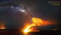 Night sky photographer Rogelio Bernal Andreo tells the incredible story of his race around the 6 islands of Hawai'i to capture as many amazing nightscapes as he could squeeze into a 27-day trip.