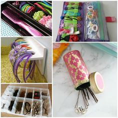 Never Lose Your Hair Accessories Again