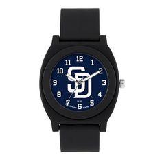 San Diego Padres Analog Fan Black Unisex Watch