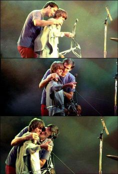 Krist and Kurt - (I love this!!!)
