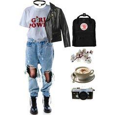 Marvelous Tips: Urban Fashion Girls Clothing urban fashion accessories beautiful.Urban Fashion Grunge Catalog urban wear for men coats. Hipster Outfits, Grunge Outfits, Urban Style Outfits, Cute Outfits, Summer Outfits, Indie Rock Outfits, Grunge Look, Mode Grunge, Grunge Style