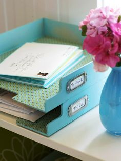 CLEAN MAMA: How to Stop the Paper Trail - Mail