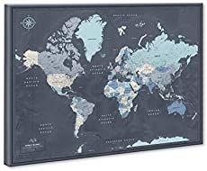 The Best Push Pin Maps - Vivid Maps