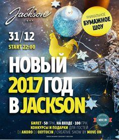 Jackson ney year poster