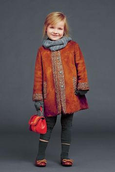 Winter style. #kids #designer #fashion