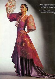 """Baro at Saya """"The Blause and Skirt"""""""