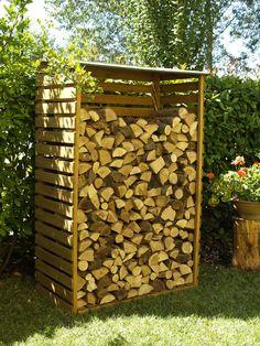 10 Fantastiche Immagini Su Legno Fuoco Firewood Storage