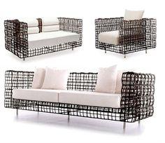 1000 images about furniture kenneth cobonpue on pinterest cabaret armchairs and furniture - Cabaret mobelkollektion cobonpue ...