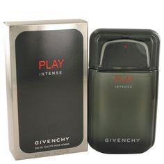 GIVENCHY PLAY INTENSE By Givenchy EAU DE TOILETTE Spray 3.4 oz for Men