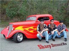 ArtsandEducationAdventure - Cars - Page 3 - ZZ Top Zz Top Car, Top Cars, Billy Gibbons, Rat Rods, Mustang, Rat Rod Pickup, Houston, Sharp Dressed Man, Custom Cars