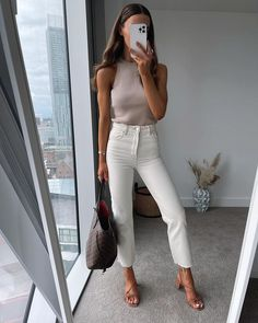 Classy Outfits, Chic Outfits, Trendy Outfits, Fashion Outfits, Womens Fashion, Fashion Trends, Business Casual Outfits, Office Outfits, Mode Outfits