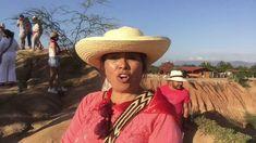 DESIERTO DE LA TATACOA, NEIVA, HUILA, COLOMBIA