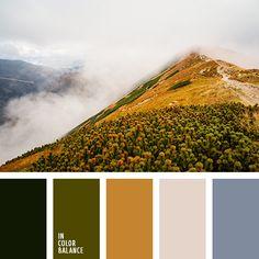 Цветовая палитра №3360