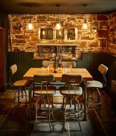 glen scotia distillery visitor center campbeltown scotland great brink designboom