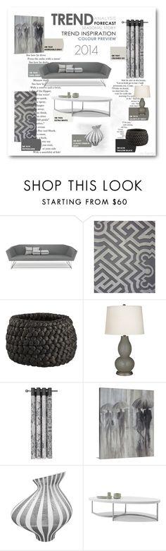 """135. Interior Colour Trend #1: Reasoned"" by xiandrina ❤ liked on Polyvore featuring interior, interiors, interior design, home, home decor, interior decorating, Blu Dot, Cole & Son, CB2 and Ceramica Gatti 1928"