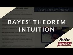 An Intuitive (and Short) Explanation of Bayes' Theorem – BetterExplained