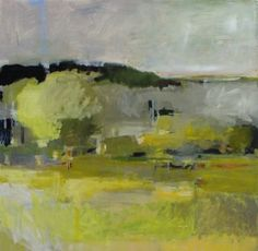 Margie Stewart's work just blows me away - so loose and expressive.