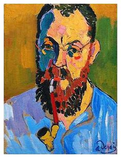 What Is Fauvism in Art | Portrait of Henri Matisse', 1906 (oil on canvas)