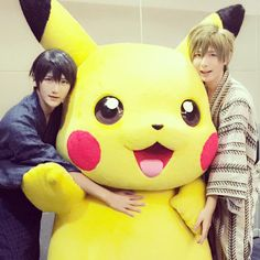 10042015@Baozi&Hana [TW] Our Pokemon!