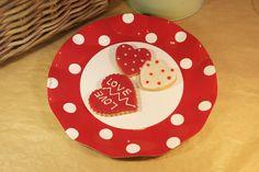 Un'idea originale per le bomboniere del vostro matrimonio: cuoricini in frolla decorati con glassa di zucchero o pasta di mandorle