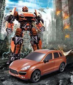 2.4ghz porsche #cayenne transformers rc #radio remote control drifting #robot car,  View more on the LINK: 	http://www.zeppy.io/product/gb/2/272081546547/