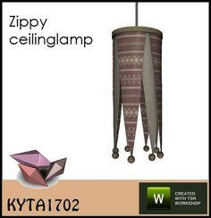 Kyta1702's Zippy lighting ceiling