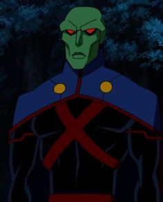 Martian Manhunter - Bing Images