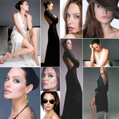 Angelina Jolie photographed by Patrick Demarchelier in 2010