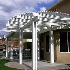 Image result for odd shape aluminum covered patios