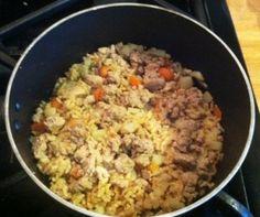 Traditional irish lamb stew recipe dog food recipes dog food and dog turkey stew dog food recipe 5 forumfinder Gallery