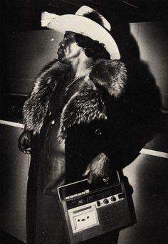 James Brown @ Studio 54