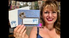 World of Beauty handmade card Craft Tutorials, Encouragement, Card Making, About Me Blog, Make It Yourself, Crafty, World, Cards, Fun