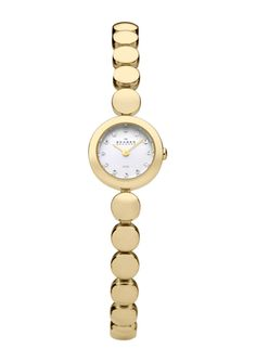 SKAGEN DENMARK Ladies Slim Link Bracelet Watch Skagen Watches, Designer Collection, Link Bracelets, Denmark, Bracelet Watch, Slim