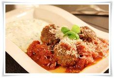 Greske kjøttboller med tzatziki | Sunnere Livsstil