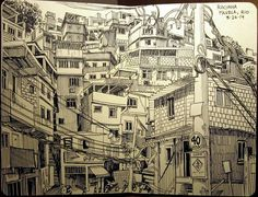 Rocinha- Favela, Rio