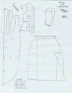 Wedding Dress (1878) | Sewing