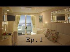 3ds Max Tutorial - Cruise Cabin 01 - Scene Setup - YouTube