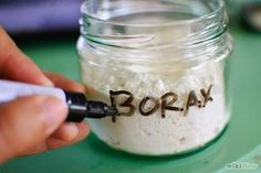 How to Get Rid of Roaches with Borax. Boron containing compounds are picked up by insects quite readily, and boric acid, a derivative of borax, has extremely low repellant qualities that make it an effective long term pesticide that does. Diy Cleaning Products, Cleaning Solutions, Cleaning Hacks, Cleaning Quotes, Cleaning Agent, Carpet Cleaning By Hand, Clean Car Carpet, Palmetto Bugs, Borax Uses