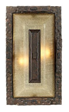 "Rugged Elements Collection 15"" High Outdoor Wall Light -"