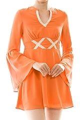 The Luna Dress, $58.00 www.firstandtengamedaydresses.com