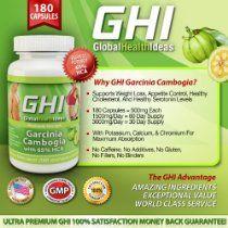 Ghi 1 garcinia cambogia extract 65 hca maximum strength