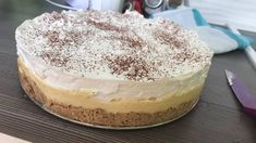Quiche, Poppy Cake, Cake In A Jar, Cakes And More, Easy Desserts, Tiramisu, Food And Drink, Sweets, Cookies